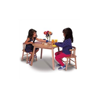 Whitney Brothers Round Children's Table