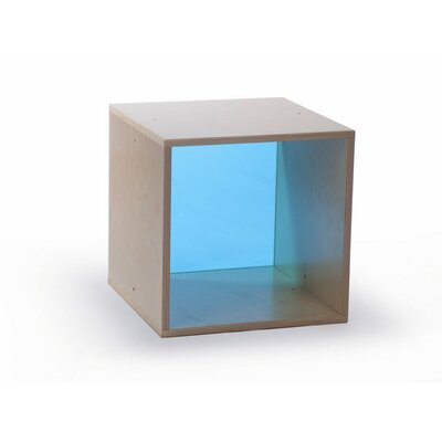 Whitney Brothers Laminate Cube Storage