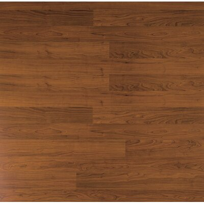 "Quick-Step Home Series 8"" x 47"" x 7mm Cherry Laminate in Russet Cherry"