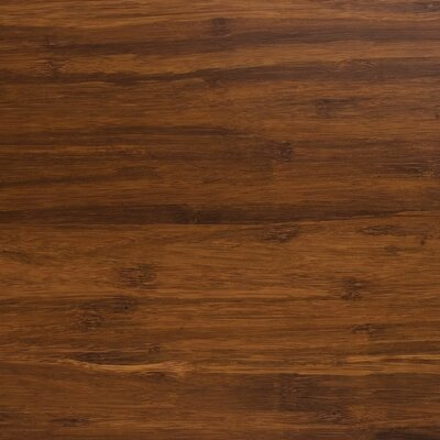 "Teragren Synergy 3-3/4"" Bamboo Hardwood Flooring in Java"