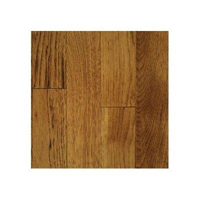 "Mullican Flooring Muirfield 3"" Solid Oak Hardwood Flooring in Saddle"