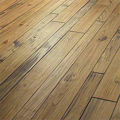 ... Random Width Solid Pine Hardwood Flooring in Fossil by Anderson Floors