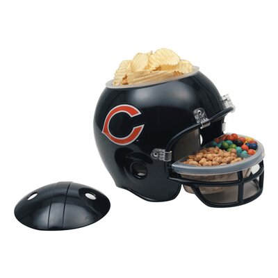 Wincraft, Inc. NFL Snack Helmet Chip & Dip Tray