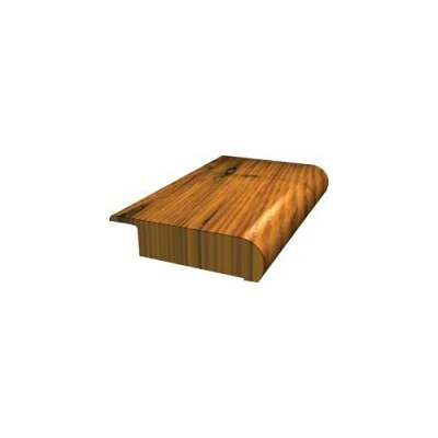LM Flooring 78'' Maple Stair Nose in Cider