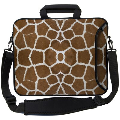 Executive Sleeves Giraffe PC Laptop Bag by Designer Sleeves
