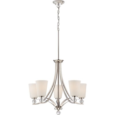 Connie 5 Light Chandelier Product Photo