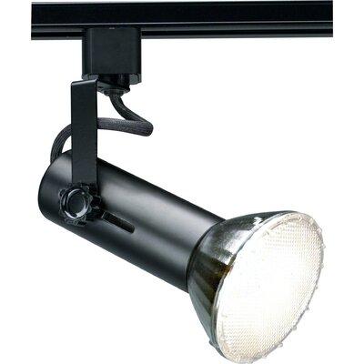 Nuvo Lighting 1 Light Universal Holder Track Head in Black