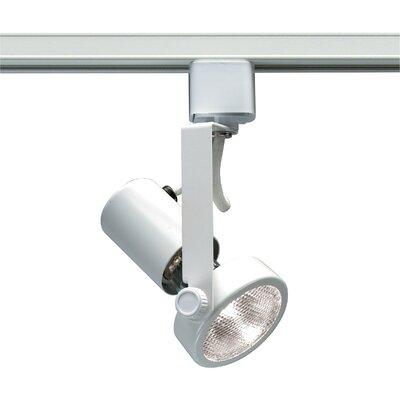 1 Light Gimbal Ring PAR20 Track Head Product Photo