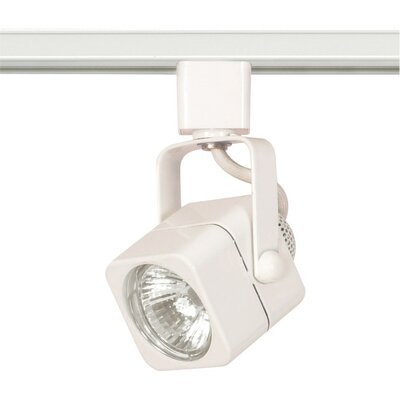 1 Light MR16 Square Track Head Product Photo