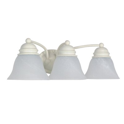Empire 3 Light Vanity Light Product Photo