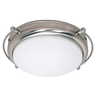 Polaris Flush Mount by Nuvo Lighting