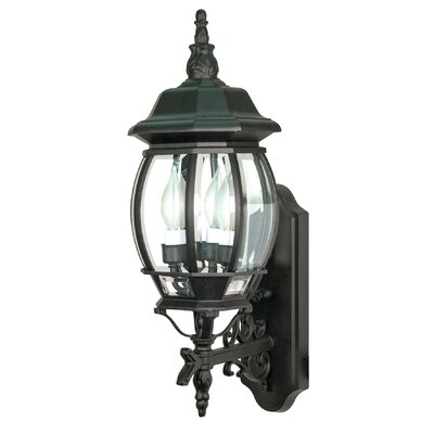 Nuvo Lighting Central Park Wall Lantern