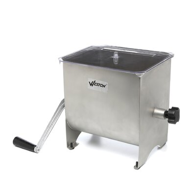 Stainless Steel Manual Meat Mixer by Weston