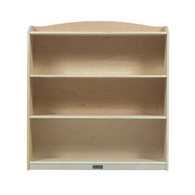 """Guidecraft Single-Sided 36"""" Bookcase"""