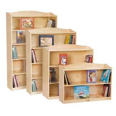 "Guidecraft 5 Shelf 48"" Bookshelf"
