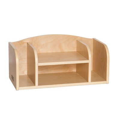 Guidecraft Classroom Furniture Low Desk Organizer