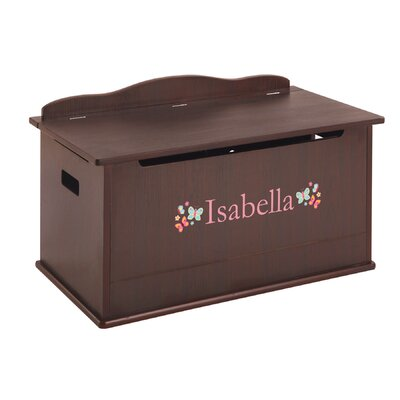 Guidecraft Personalized Expressions Toy Box G87