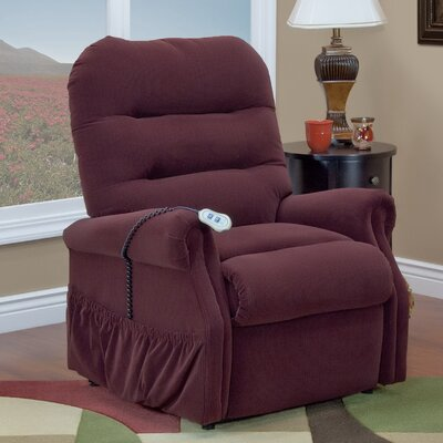 30 Series Wide Three-Way Reclining Lift Chair by Med-Lift