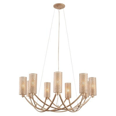 Casablanca 9 Light Chandelier Product Photo
