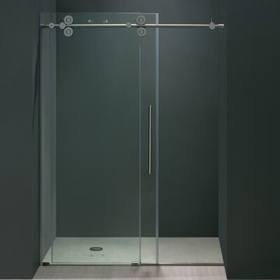 """74"""" x 60"""" Sliding Shower Door Product Photo"""
