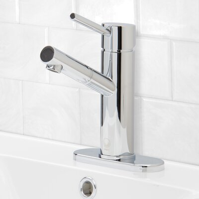 Noma Single Handle Faucet with Deck Plate Product Photo