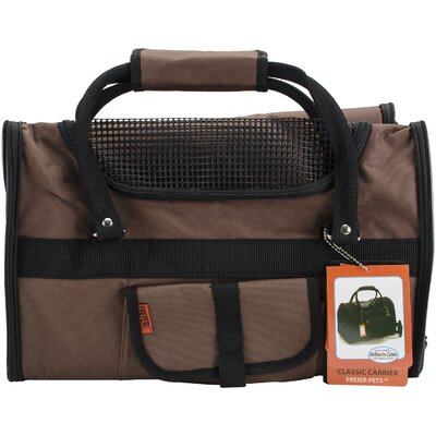 Travel Duffle Pet Carrier by Prefer Pets