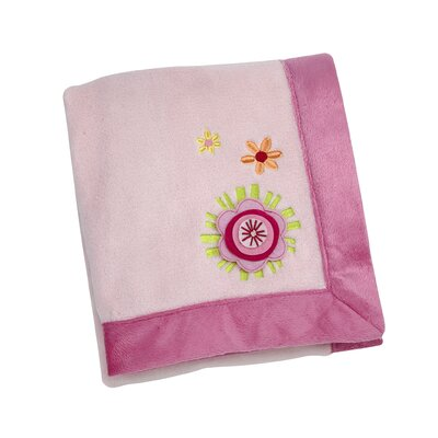 Jumbo Joy Applique Baby Blanket by NoJo