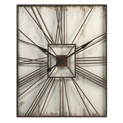 Montgomery Wall Clock by IMAX