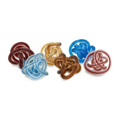 IMAX 6 Piece Rope Knots Sculpture