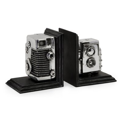 IMAX Vintage Camera Bookend