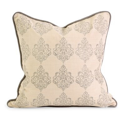 IK Adisa Cotton Throw Pillow by IMAX