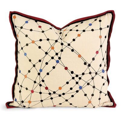 IK Xander Throw Pillow by IMAX