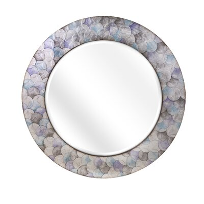 Piper Round Mirror by IMAX