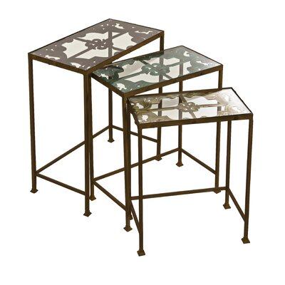 IMAX Torry 3 Piece Nesting Table Set