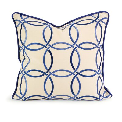IK Catina Cotton Throw Pillow by IMAX
