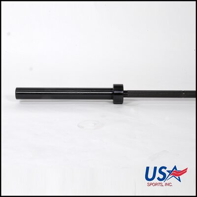 """USA Sports by Troy Barbell 84"""" Olympic Bar in Chrome"""