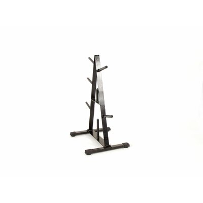 USA Sports by Troy Barbell Standard Plate Rack