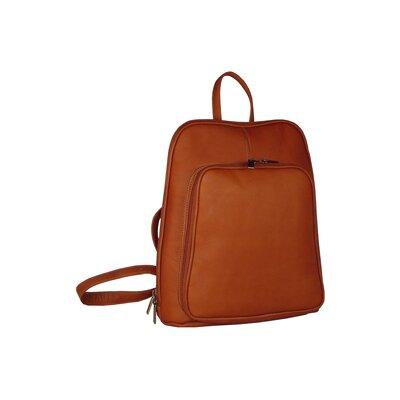 Adjustable Shoulder Strap Backpack by David King