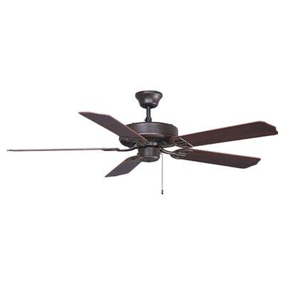 """52"""" Builder 5 Blade Indoor/Outdoor Ceiling Fan Product Photo"""