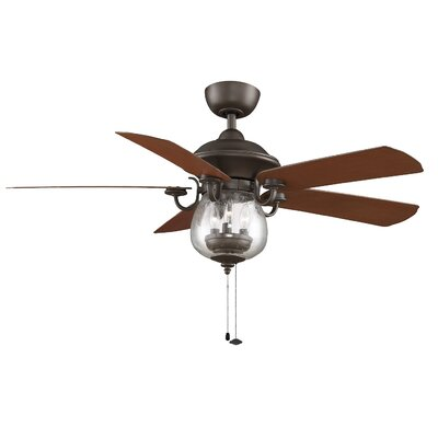 Crestford 5 Blade Ceiling Fan Product Photo