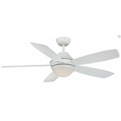 "54"" Celano 5 Blade Ceiling Fan Product Photo"