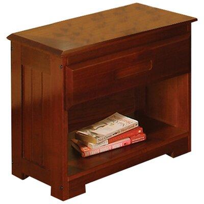 Discovery World Furniture Weston 1 Drawer Nightstand