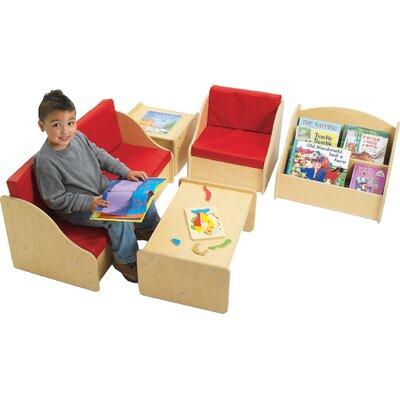 Angeles Value Line 5 Piece Living Room Set