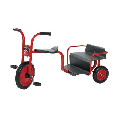 Angeles ClassicRider Rickshaw Tricycle AFB0600PR