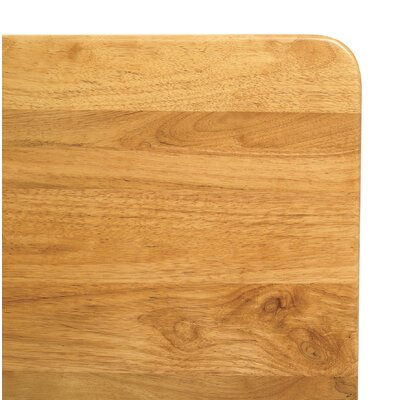 """Angeles NaturalWood 12"""" Rectangle Toddler Table and Chair Set"""