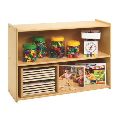 "Angeles Value Line 36"" Two Shelf Storage"