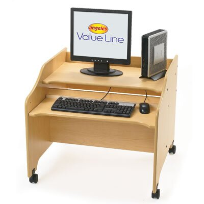 Angeles Value Line Computer Desk