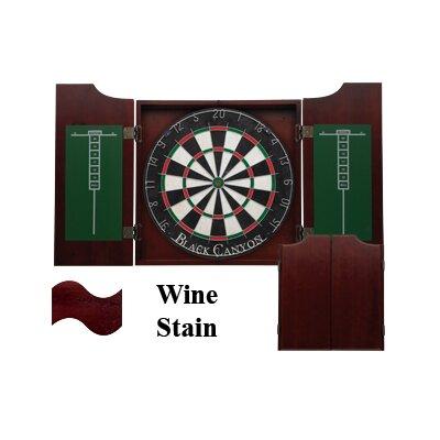 Electronic Dart Boards With Cabinet Dart Board Cabinet in Wine