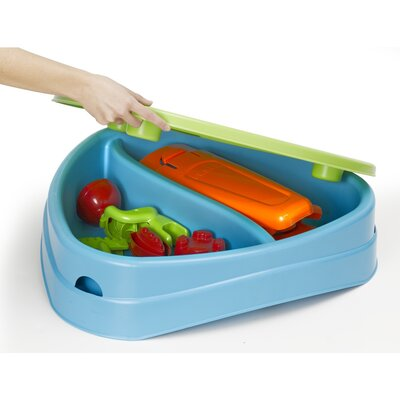 ECR4kids Active Play Island Sand and Water Table