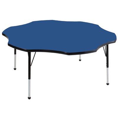 "ECR4kids 60"" Flower Classroom Table"